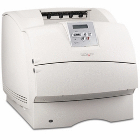 Lexmark T634dtn printer