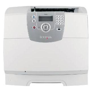 Lexmark T640dtn printer