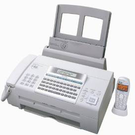 Sharp UX-1200 printer