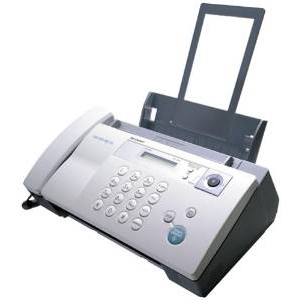 Sharp UX-A255 printer