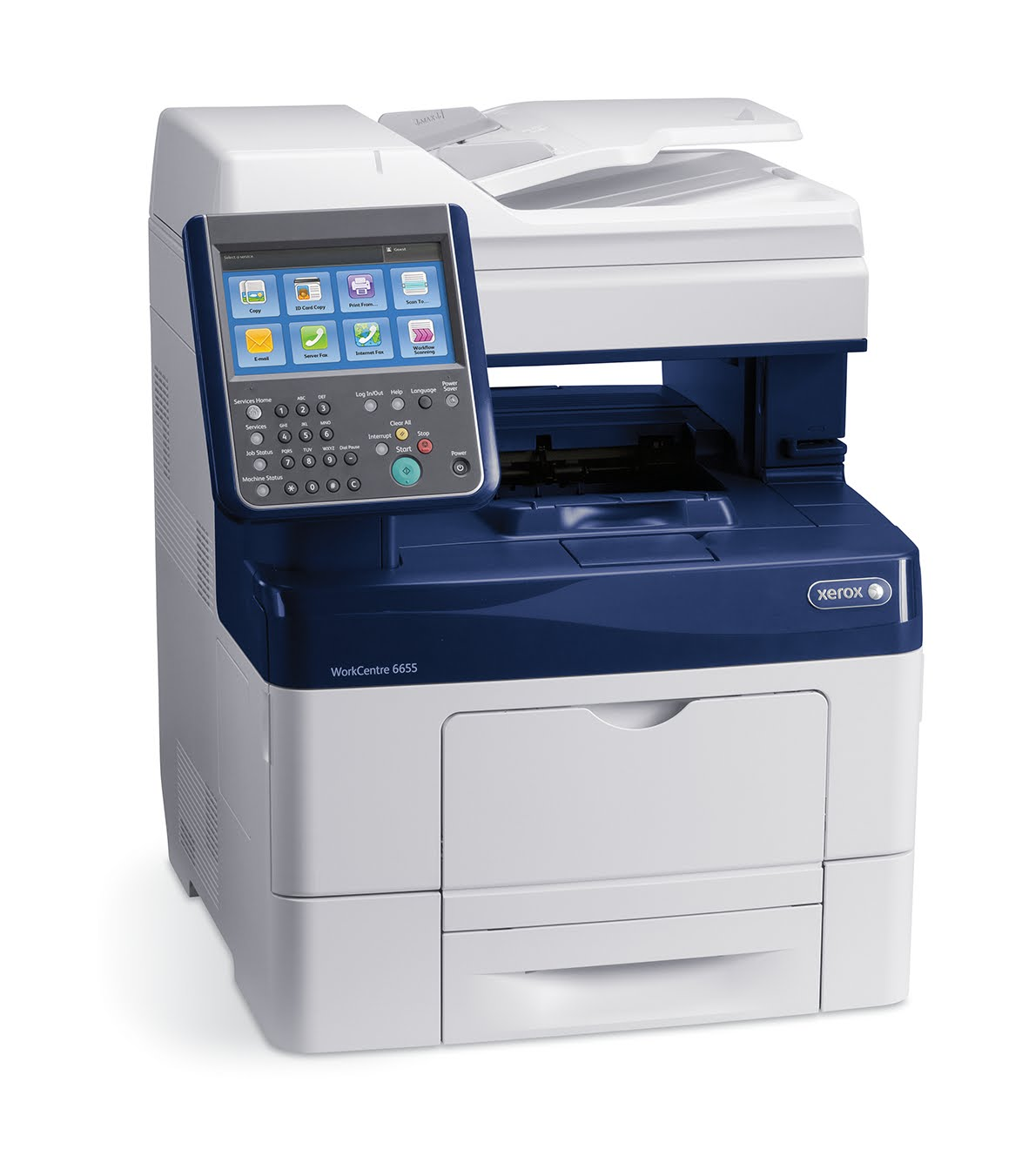 Xerox WorkCentre-6655 printer