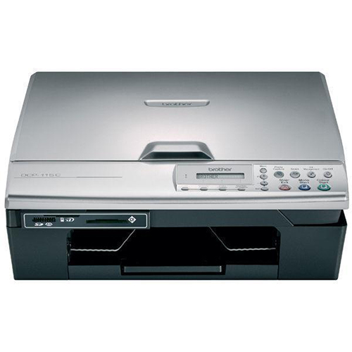 BROTHER DCP 115C PRINTER