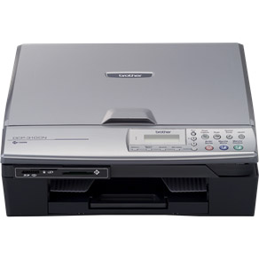 BROTHER DCP 310CN PRINTER