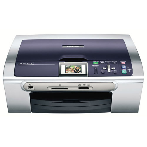 BROTHER DCP 330C PRINTER