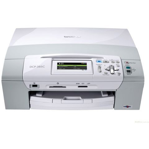 BROTHER DCP 385C PRINTER