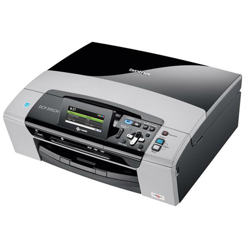 BROTHER DCP 395CN PRINTER