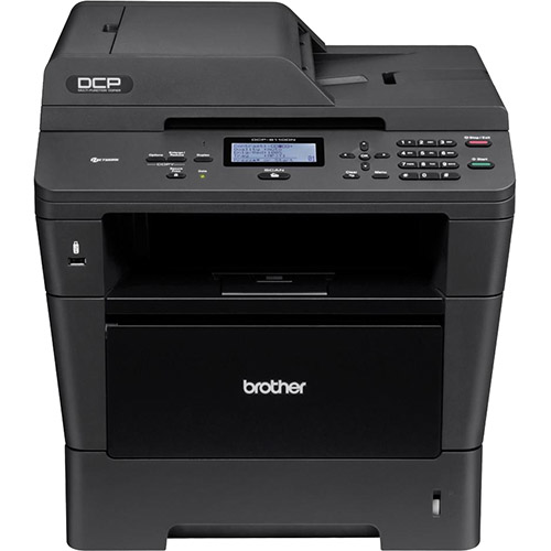 BROTHER DCP 8110DN PRINTER