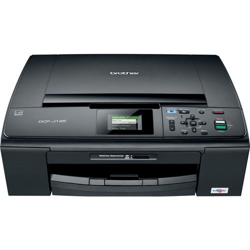 BROTHER DCP J125 PRINTER