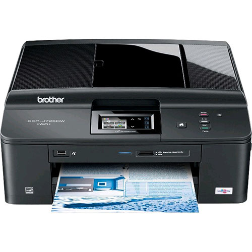 BROTHER DCP J725DW PRINTER
