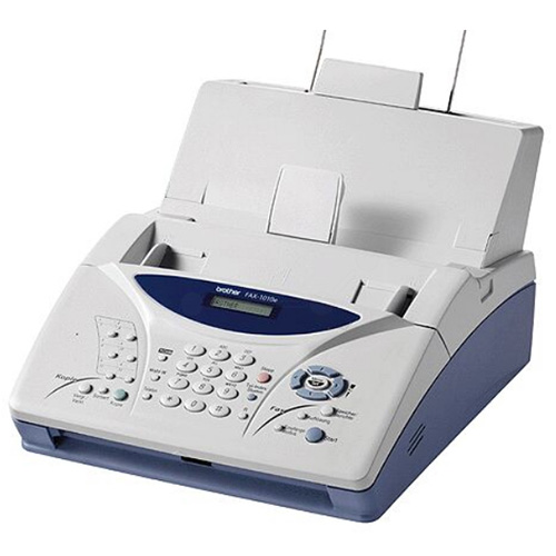 BROTHER FAX 1010 PLUS PRINTER