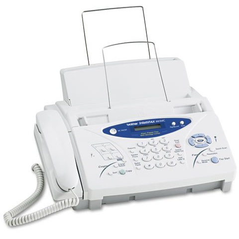 BROTHER FAX 885MC PRINTER