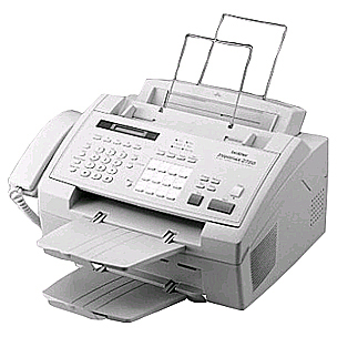 BROTHER INTELLIFAX 3750 PRINTER