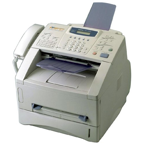 BROTHER INTELLIFAX 8500P PRINTER