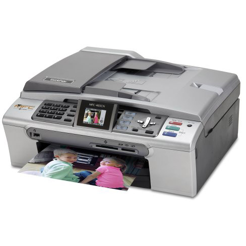 BROTHER MFC 465C PRINTER