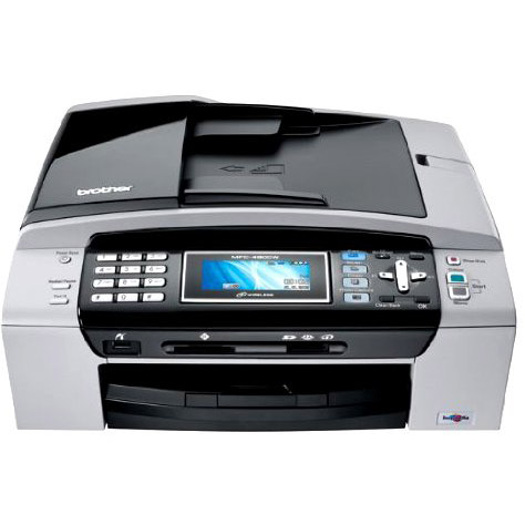 BROTHER MFC 490CW PRINTER