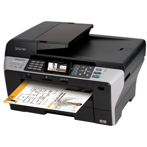 BROTHER MFC 6490CN PRINTER