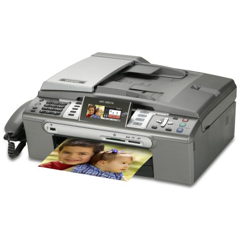 BROTHER MFC 685CW PRINTER