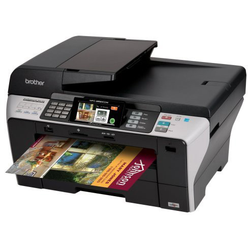 BROTHER MFC 6890CDW PRINTER