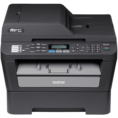 BROTHER MFC 7460DN PRINTER