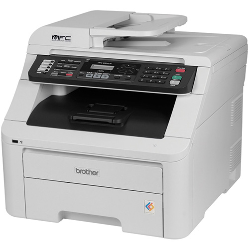BROTHER MFC 9325CW PRINTER