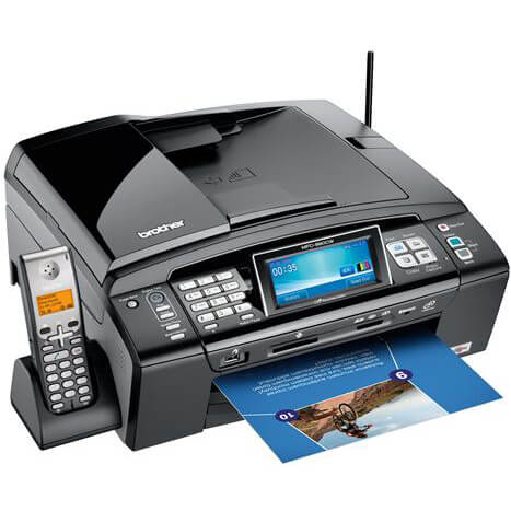 BROTHER MFC 990CW PRINTER