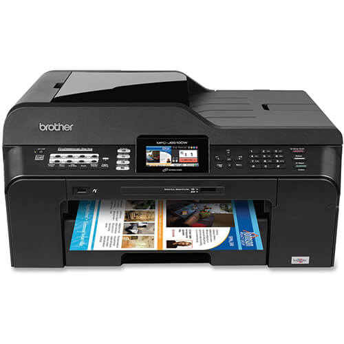 BROTHER MFC J6510 PRINTER