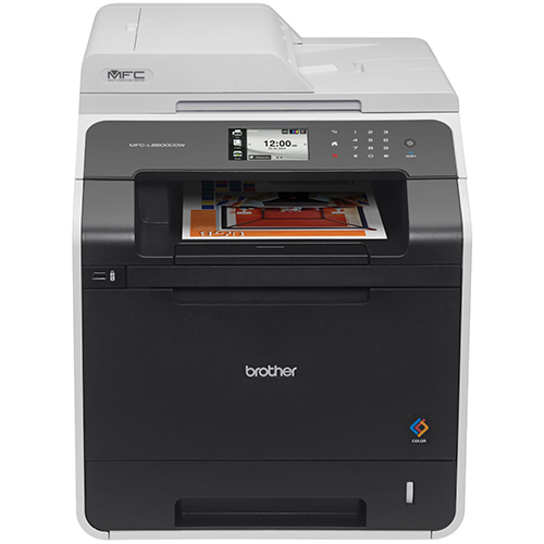 BROTHER MFC L8600CDW PRINTER