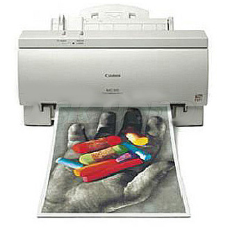 CANON BJC 210J PRINTER