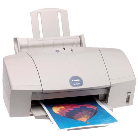 CANON BJC 8200 PRINTER
