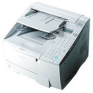 CANON FAX L550 PRINTER