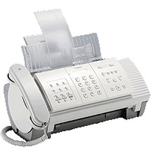 CANON FAXPHONE B110 PRINTER