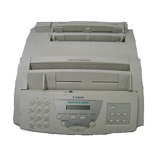 CANON MULTIPASS L6000 PRINTER