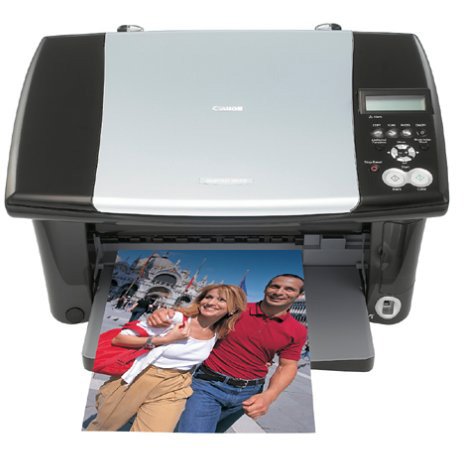 CANON MULTIPASS MP370 PRINTER