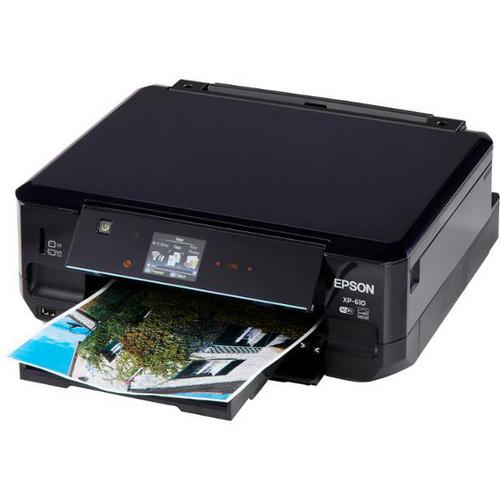 Epson Expression-XP-610 printer