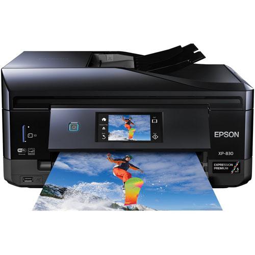 Epson Expression-XP-830 printer