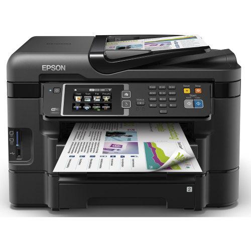 Epson WorkForce WF3640 printer