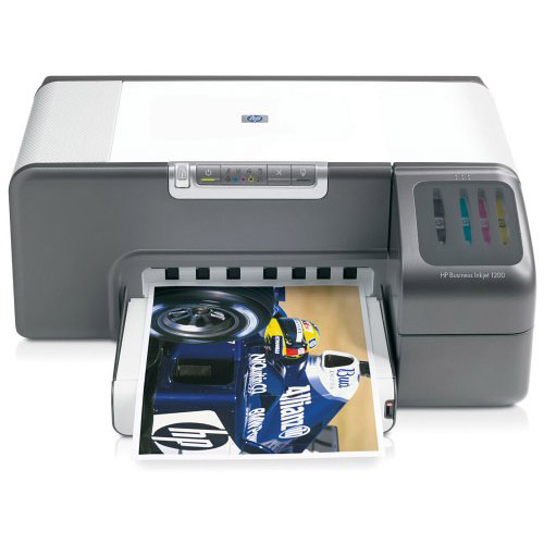 HP BUSINESS INKJET 1200DTWN PRINTER