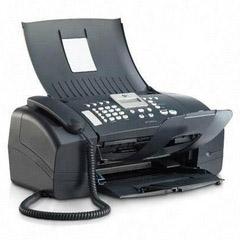 HP FAX 1250 PRINTER