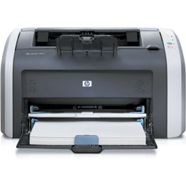 HP LASERJET 1018 PRINTER
