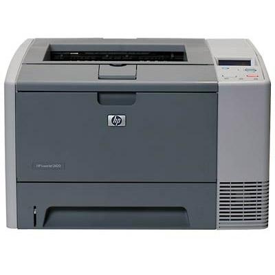 HP LASERJET 2430N PRINTER