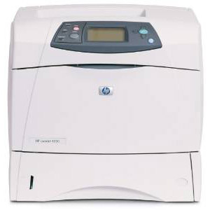HP LASERJET 4250TN PRINTER