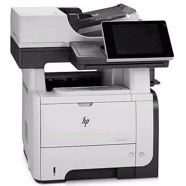 HP LASERJET ENTERPRISE M525F MFP PRINTER