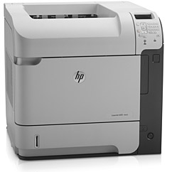 HP LASERJET ENTERPRISE M602DN PRINTER