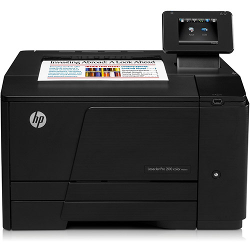 HP LASERJET PRO 200 COLOR M251N PRINTER