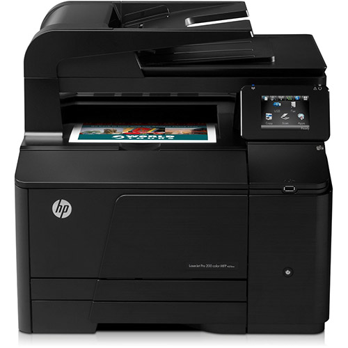 HP LASERJET PRO 200 COLOR M276 PRINTER