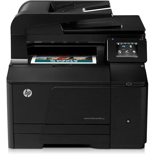 HP LASERJET PRO 200 COLOR M276N PRINTER