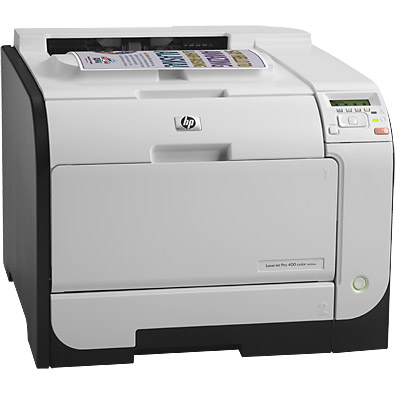 HP LASERJET PRO 400 COLOR M451DN PRINTER
