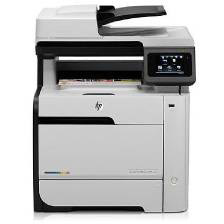HP LASERJET PRO 400 COLOR MFP M475DN PRINTER