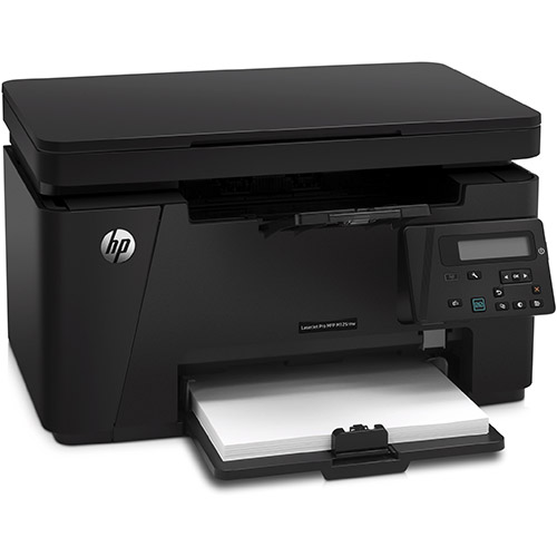 HP LASERJET PRO M125NW MFP PRINTER