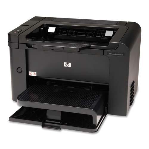 HP LASERJET PRO P1600 PRINTER
